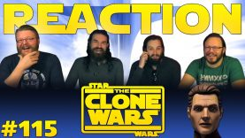 Star Wars: The Clone Wars 115 Reaction