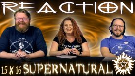 Supernatural 15×16 Reaction