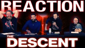 The Descent Movie Reaction
