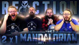 The Mandalorian 2×1 Reaction