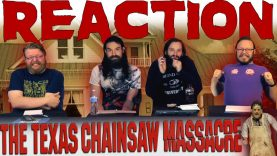 The Texas Chain Saw Massacre Movie Reaction