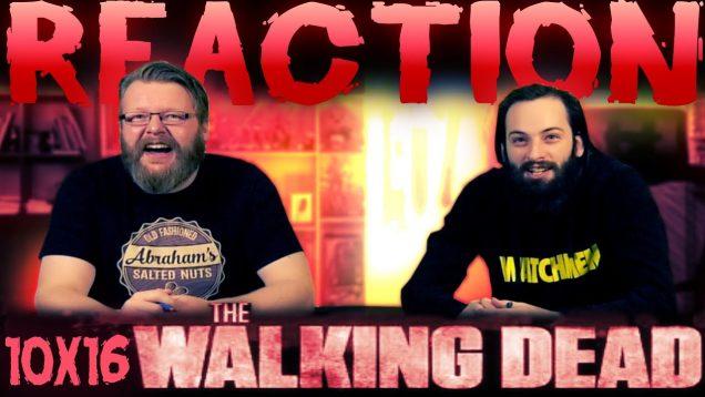 The Walking Dead 10×16 Reaction