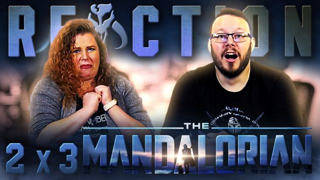 The Mandalorian 2×3 MELRON Reaction Thumbnail