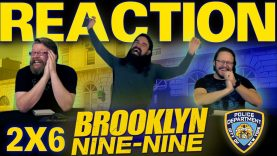 Brooklyn Nine-Nine 2×6 Reaction