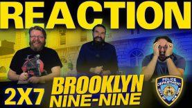 Brooklyn Nine-Nine 2×7 Reaction