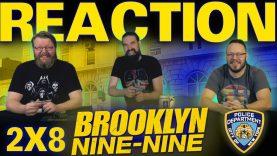 Brooklyn Nine-Nine 2×8 Reaction