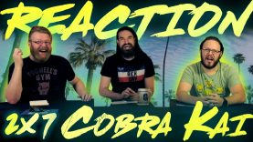 Cobra Kai 2×7 Reaction