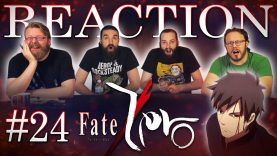 Fate/Zero 24 Reaction