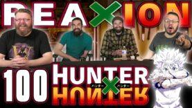 Hunter x Hunter 100 Reaction