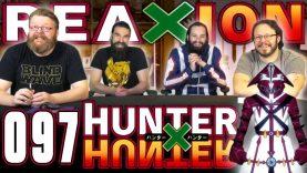 Hunter x Hunter 97 Reaction