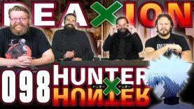 Hunter x Hunter 98 Reaction