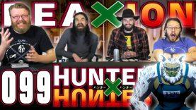 Hunter x Hunter 99 Reaction