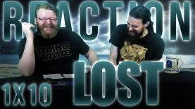 Lost 1×10 Reaction