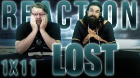 Lost 1×11 Reaction