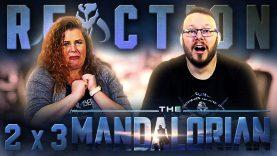 Melron Reacts: The Mandalorian 2×3