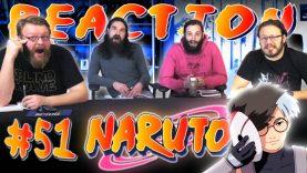 Naruto 51 Reaction