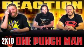 One Punch Man 2×10 Reaction