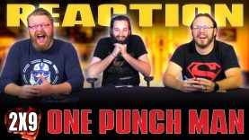 One Punch Man 2×9 Reaction