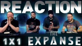 The Expanse 1×1 Reaction