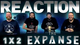 The Expanse 1×2 Reaction