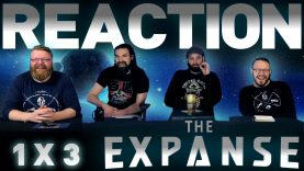 The Expanse 1×3 Reaction