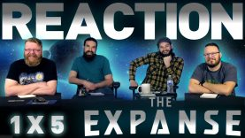 The Expanse 1×5 Reaction