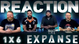 The Expanse 1×6 Reaction