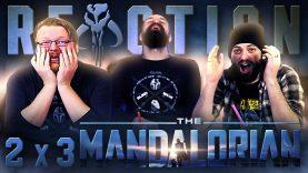 The Mandalorian 2×3 Reaction