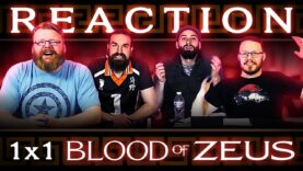 Blood of Zeus 1×1 Reaction
