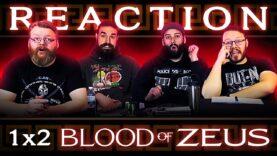 Blood of Zeus 1×2 Reaction
