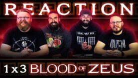 Blood of Zeus 1×3 Reaction