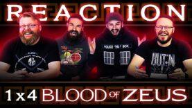 Blood of Zeus 1×4 Reaction