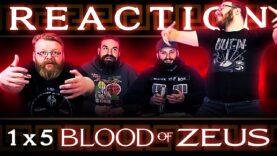 Blood of Zeus 1×5 Reaction
