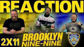 Brooklyn Nine-Nine 2×11 Reaction