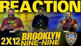 Brooklyn Nine-Nine 2×12 Reaction