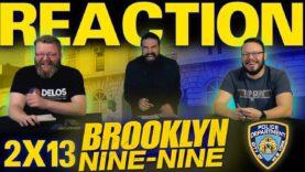 Brooklyn Nine-Nine 2×13 Reaction