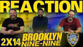 Brooklyn Nine-Nine 2×14 Reaction
