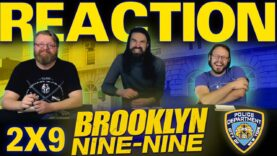 Brooklyn Nine-Nine 2×9 Reaction