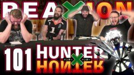 Hunter x Hunter 101 Reaction