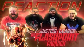 Justice League: The Flashpoint Paradox Movie Reaction