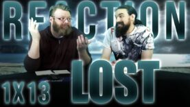 Lost 1×13 Reaction
