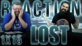 Lost 1×15 Reaction