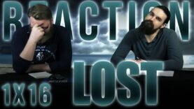 Lost 1×16 Reaction