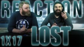 Lost 1×17 Reaction