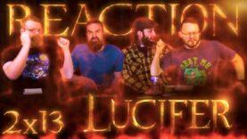 Lucifer 2×13 Reaction