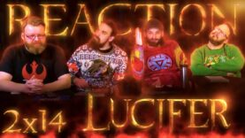 Lucifer 2×14 Reaction