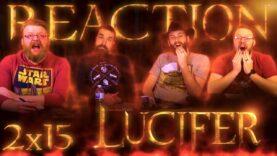 Lucifer 2×15 Reaction