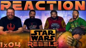 Star Wars Rebels Reaction 1×4