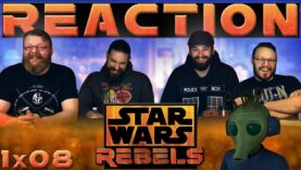 Star Wars Rebels Reaction 1×8