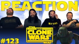 Star Wars: The Clone Wars 123 Reaction
